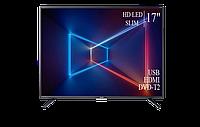 "Современный  Телевизор   Sharp 17"" HD-Ready DVB-T2 USB Гарантия 1 ГОД!, фото 1"