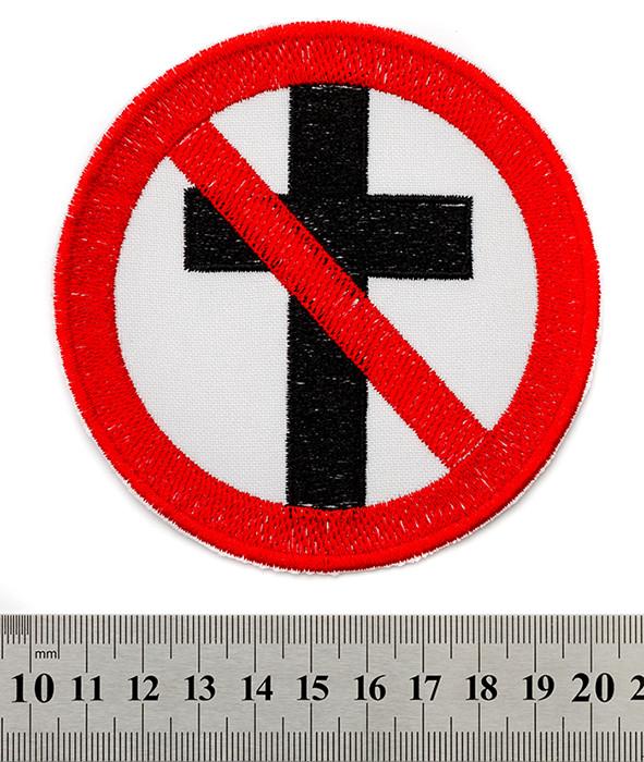 Bad Religion - нашивка