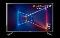 """Сучасний Телевізор Sharp 32"""" FullHD T2 USB Гарантія 1 РІК!, фото 1"""