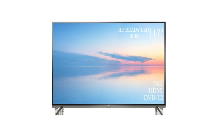 """Сучасний Телевізор TCL 17"""" HD-Ready DVB-T2 USB Гарантія 1 РІК!"""
