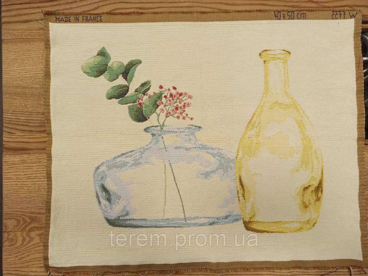 Гобеленовая картина Art de Lys Вазы  40x50  без подкладки