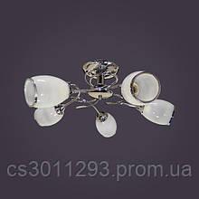 Люстра на 5 лампочек 0929/5(CR)