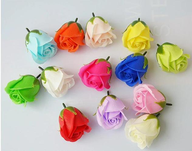 Мыльные цветы, все для флористики