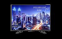 """Сучасний Телевізор JVC 42"""" FullHD DVB-T2 USB Гарантія 1 РІК!, фото 1"""