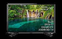 """Сучасний Телевізор Toshiba 45"""" Smart-TV FullHD T2 USB Гарантія 1 РІК, фото 1"""