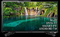 "Современный  Телевизор   Toshiba 58"" Smart-TV ULTRA HD T2 USB Гарантия 1 ГОД, фото 1"