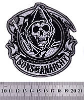 Sons Of Anarchy - нашивка