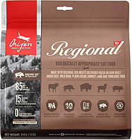 Orijen  Regional Red Cat - Корм для кошек из красных видов мяса, 1,8 кг