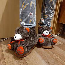 ✅ Тапочки-іграшки Кигуруми Ведмедика (Розмір 36-41) р