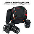 Сумка для фототехники Handypak1-S Black, фото 2