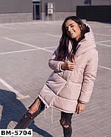 Женская теплая куртка Зефирка Разные цвета, фото 1