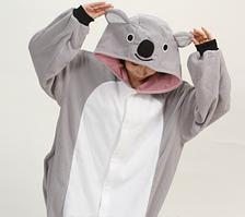 Детская пижама Кигуруми Коала 140 (на рост 138-148см)