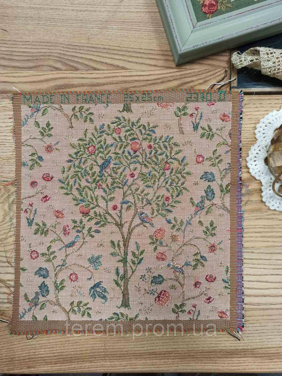 Гобеленовая картина Art de Lys Kelmscott Tree  25x25  без подкладки
