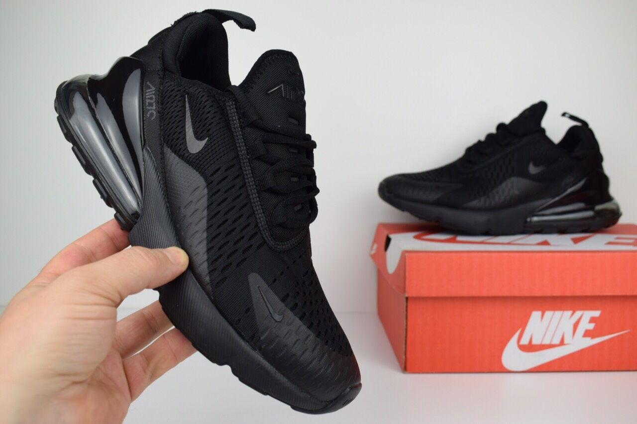 Кроссовки мужские распродажа АКЦИЯ 750 грн Nike Max 270 40й(25,5см), 44й(28см) люкс копия