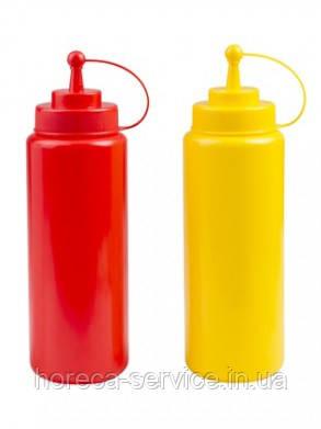Диспенсер, дозатор, бутылка для соуса 300 мл.