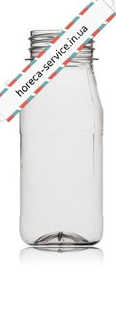 Бутылка пластиковая прозрачная с широким горлышком 150 мл. 300 шт.