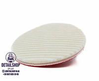 CarPro CoolPad wool/MF - гибридный полировальный круг(шерсть/микрофибра), 75 мм, фото 1