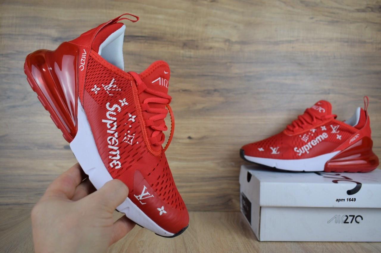 Кроссовки мужские распродажа АКЦИЯ 750 грн Nike Max 270 43й(27,5см), 44й(28см) люкс копия