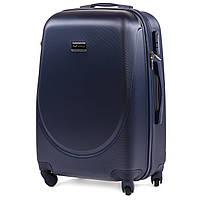 Дорожный чемодан wings К310 синий размер  L (большой)