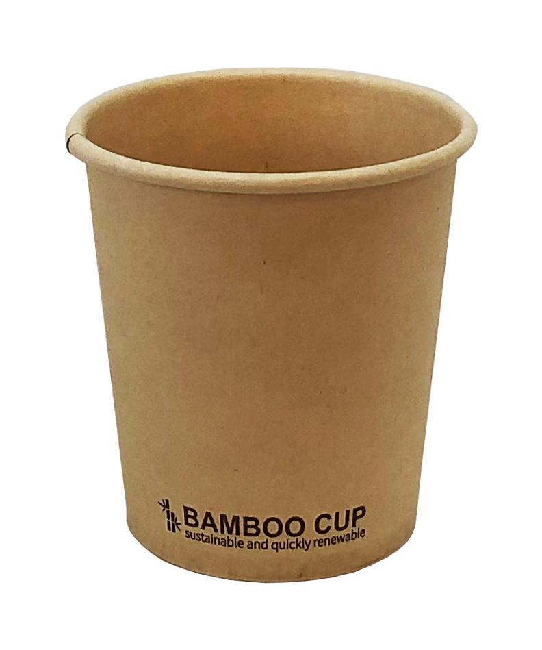 Бамбуковые стаканчики оптом. Объем 110 мл.