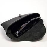 Шкіряний футляр чохол для окулярів Rayban Polaroid, фото 8