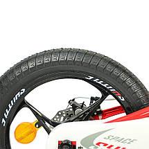 """Велосипед детский RoyalBaby SPACE SHUTTLE 18"""", OFFICIAL UA, красный, фото 3"""