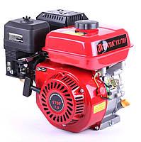 Двигатель бензиновый ТАТА YX170F (7 л.с., вал под резьбу 3 дюйма, Ø18mm)