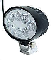 Светодиодная фара. 12Вольт и 24Вольт. LED (лэд) фара корпус МЕТАЛЛ. Диоды EPISTAR, OSRAM, CREE.