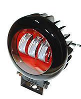 Светодиодная фара со светотеневой границей AllLight 30W(A) 3chip spot 9-30V