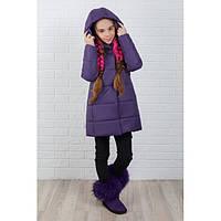 Куртка-пальто детское для девочки Canada 360 (зима)