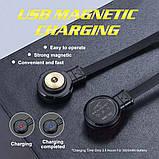 Налобный фонарь SKILHUNT H04 RC + Магнитная зарядка (1200LM, Cree XM-L2 LED, IPX8, Магнит, NW, TIR оптика), фото 6