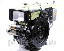Дизельный двигатель TATA SH190NDL (10,0 л.с., дизель, электростартер)