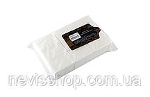 Серветки безворсові Starlet Professional, 6х4 см, 800 шт., колір білий