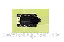 Серветки безворсові Starlet Professional, 6х4 см, 800 шт., колір жовтий