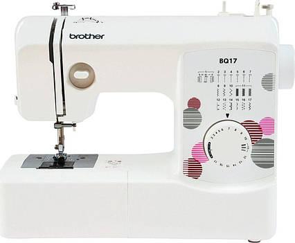 Швейная машинка компьютеризированная Brother BQ17