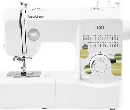 Комп'ютеризована швейна машинка Brother BQ25