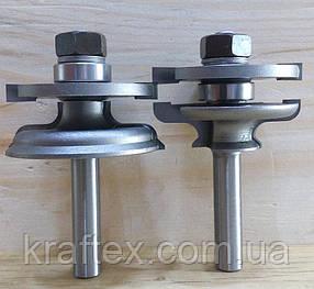 Комплект фрез 3505set Sekira 18-235-420 (Комбинированная мебельная обвязка)