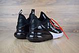 Кроссовки мужские распродажа АКЦИЯ 750 грн Nike Max 270 42й(26.5см) люкс копия, фото 9