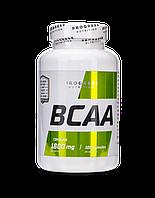 Аминокислоты BCAA 1800 mg 100 caps Progress Nutrition