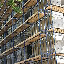 Леса строительные рамные комплектация 12 х 15 (м), фото 3