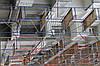 Строительные рамные леса комплектация 10 х 9 (м), фото 3