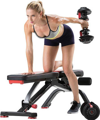 Скамья для упражнений Bowflex 100675
