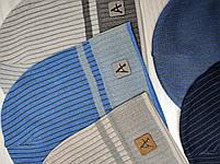 Шапка для хлопчика Демісезонна  полоска А  Розмір 50-52 см Вік 3-5 років, фото 9