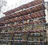 Будівельні ліси клино-хомутові комплектація 7.5 х 7.0 (м), фото 2