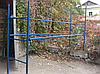 Будівельні ліси клино-хомутові комплектація 12.5 х 7.0 (м), фото 6