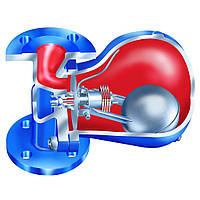 Конденсатоотводчики: типы и принцип действия оборудования
