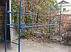 Будівельні ліси клино-хомутові комплектація 20.0 х 21.0 (м), фото 6