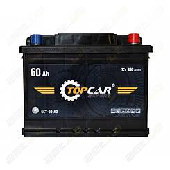 Автомобильный аккумулятор TOP CAR Expert 60Ah R+ 480A