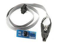 SOIC8 SOP8 Адаптер зажим для USB программатора