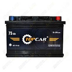Аккумулятор TOP CAR Expert 75Ah R+ 570A